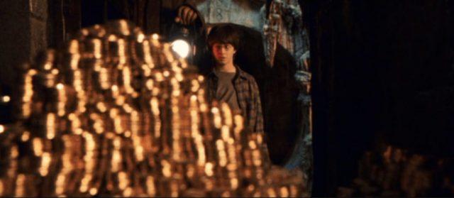 ハリーポッター なぜお金持ち